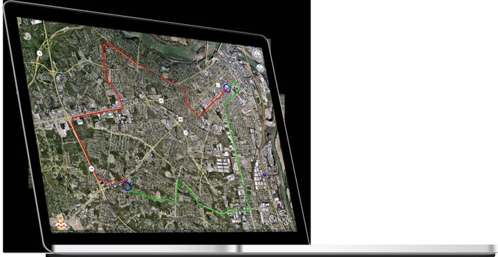 Fiber Route