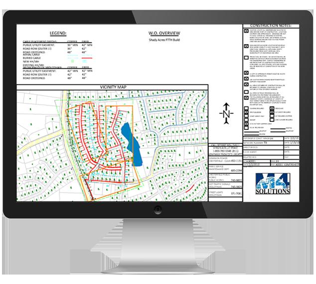 m4 work order mapcom systems